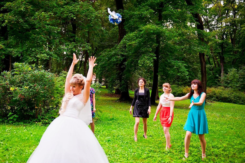Фото на свадьбу орел